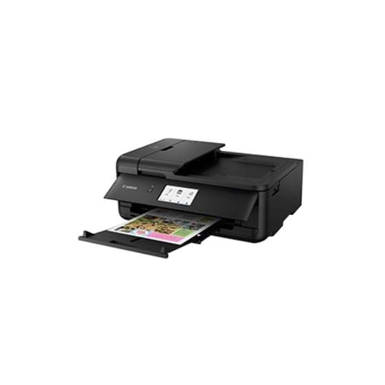 Canon Pixma TS9570 Multifunction Printer Side