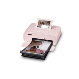 Canon Selphy Compact Photo Printer CP1300 Pink Sode