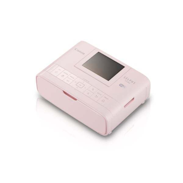 Canon Selphy Compact Photo Printer CP1300 Pink Top