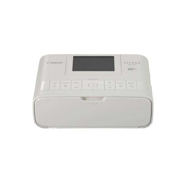 Canon Selphy Compact Photo Printer CP1300 White Front