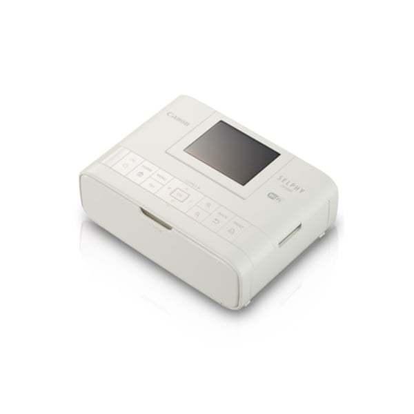 Canon Selphy Compact Photo Printer CP1300 White Top