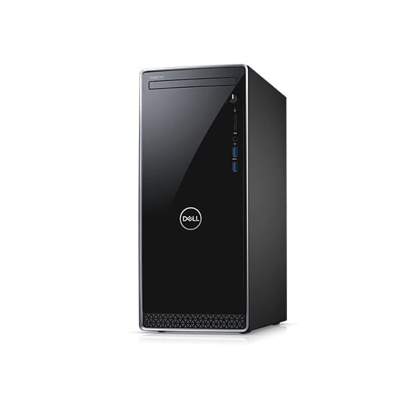 Dell Inspiron 3670 i3-9100 8GB RAM Linux Side