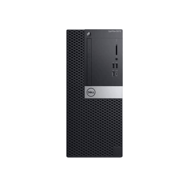 Dell Optiplex 5070MT i5-9500 4GB Win 10 Pro Front