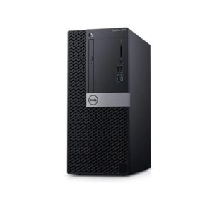 Dell Optiplex 5070MT i5-9500 4GB Win 10 Pro Side