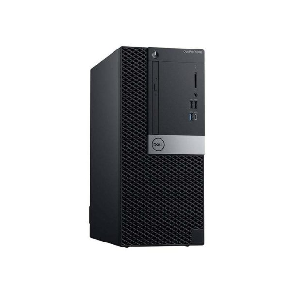 Dell Optiplex 5070MT i5-9500 4GB Win 10 Pro Side Other