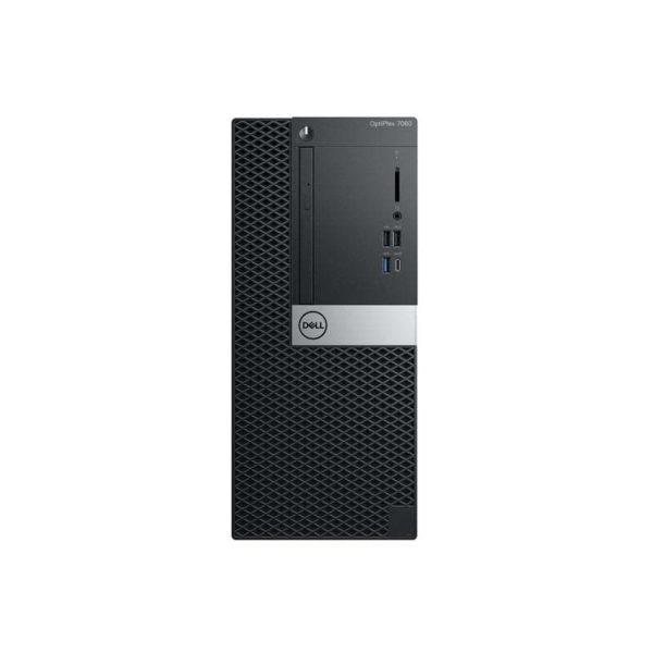 Dell Optiplex 7070MT i5-9500 8 GB Win 10 Pro Front
