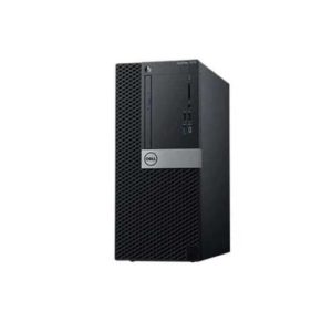 Dell Optiplex 7070MT i5-9500 8 GB Win 10 Pro side