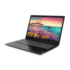 Lenovo Ideapad S145 81VB00-2NiD Black Side