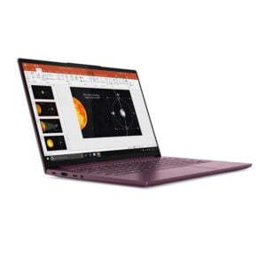 Lenovo Yoga Slim 7 82A100-36iD Orchid Side