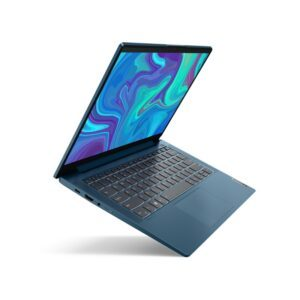 Lenovo Ideapad Slim 5-14IIL05 81YH00-K5iD Light Teal Side