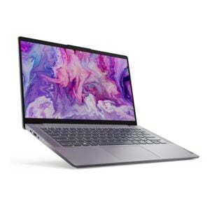 Lenovo Ideapad Slim 5-14IIL05 81YH00-K6iD Platinum Grey Front