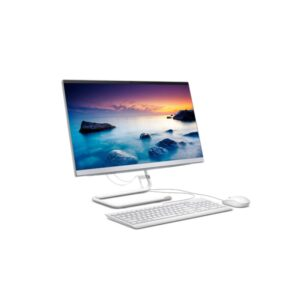 Lenovo AiO 3-24iMB05 F0EU00-5KiD White Other Side