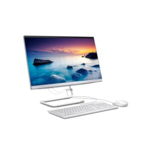 Lenovo AiO 3-24iMB05 F0EU00-FHiD White Side Other