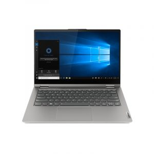 Lenovo Thinkpad 14s Yoga 20WE00-3EiD Grey Front