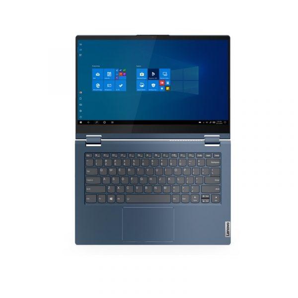 Lenovo Thinkpad 14s Yoga 20WE00-3FiD Blue Top