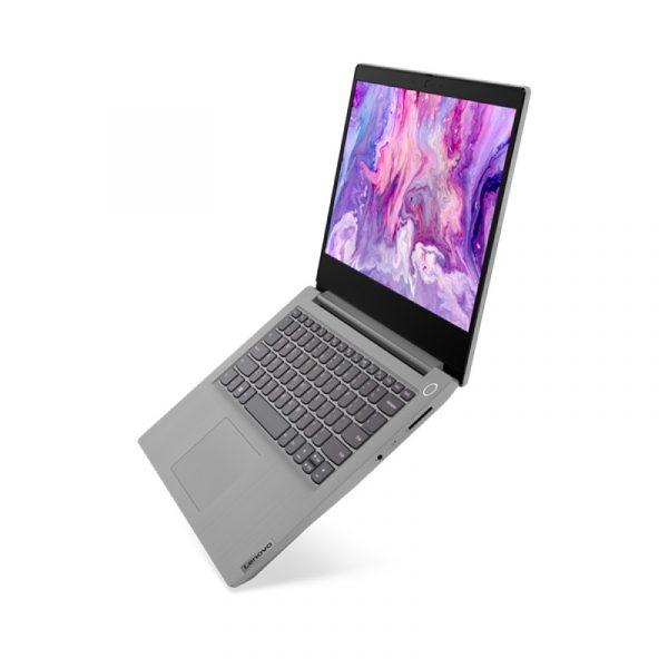 Lenovo Ideapad 3-14IML05 81WA00-EDiD Platinum Grey Side