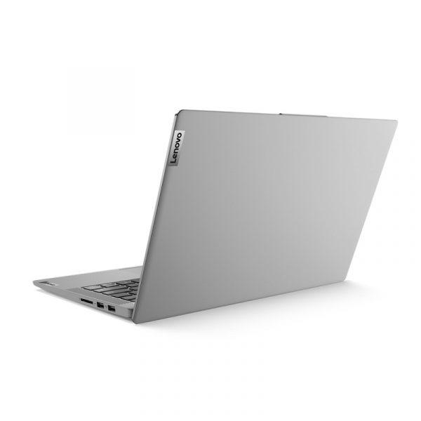 Lenovo Ideapad Slim 5-14ALC05 82LM00-2AiD Platinum Grey Rear